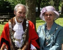 Worthy Winners Commended by West Devon Mayor