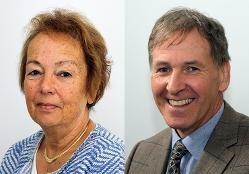 Message from Cllr Judy Pearce and Cllr Neil Jory
