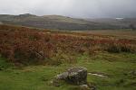 Picture of scenic Dartmoor