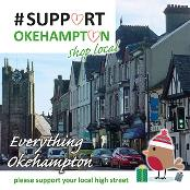 Support Okehampton High Street and Shop Locally