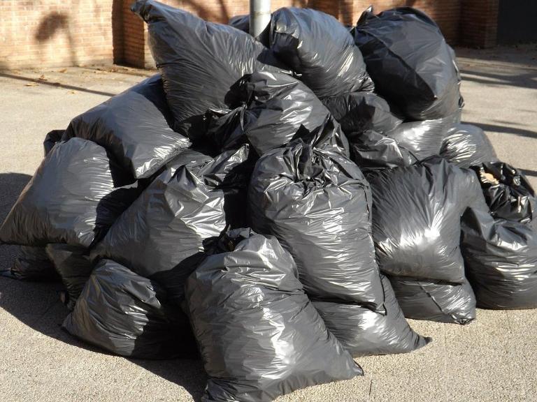Black Bag Waste