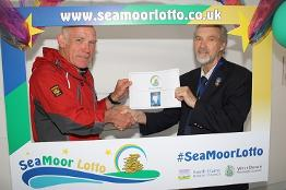 Two Fantastic Events See the Launch of the SeaMoor Lotto
