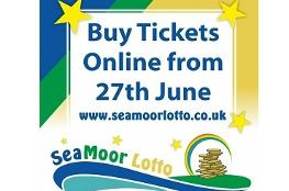 SeaMoor Lotto Tickets Go On Sale Wednesday 27 June  image